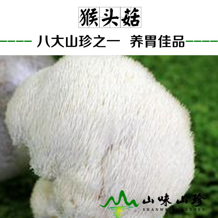 猴头菇的做法