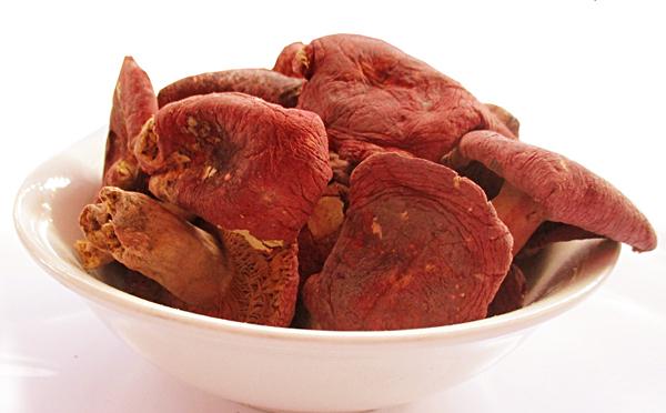 野生红菇的功效与作用