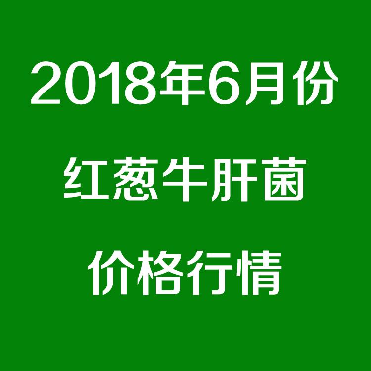 2018年6月新鲜红葱价格行情