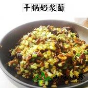 干锅奶浆菌
