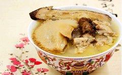 猴头菇煲鸡汤能治胃病吗