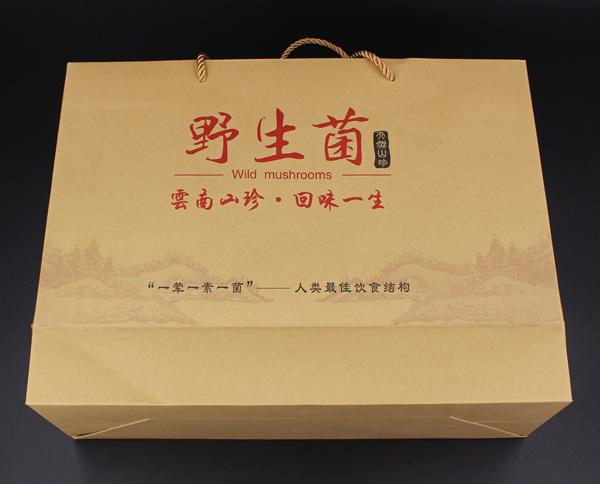 干品羊肚菌礼盒